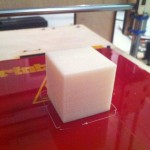 This is supposed to be a 40mm cube
