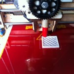 Printing a calibration object