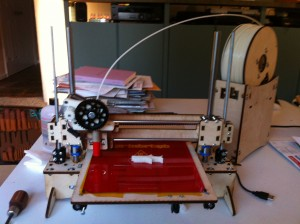 The Completed Printrbot+